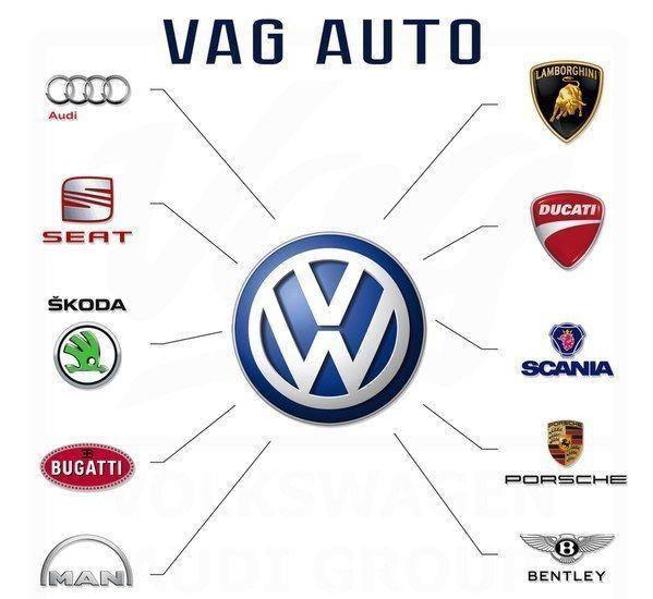 Автомобильные запчасти VAG